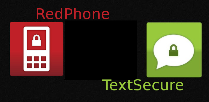 RedPhone TextSecure